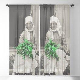 Sauna Whisk Sheer Curtain