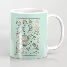 Cosmic Frontier  Mug