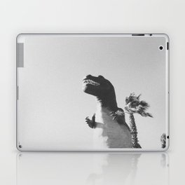 DINO / Cabazon Dinosaurs, California Laptop & iPad Skin