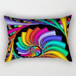 towel full of colors -1- Rectangular Pillow