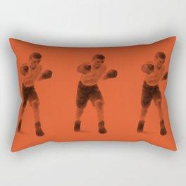 The Boxer Rectangular Pillow