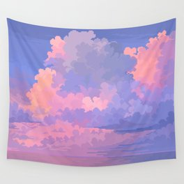 Candy Sea Wall Tapestry