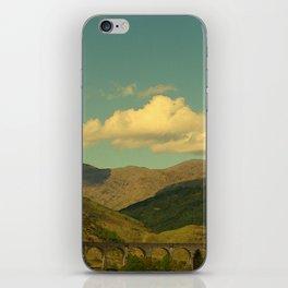 The Glenfinnan Viaduct iPhone Skin