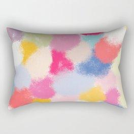 Splotches - by Kara Peters Rectangular Pillow