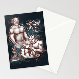 Arroz Con Pollo in: Death to the Undead Stationery Cards