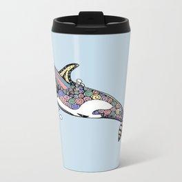 Under the Sea: Orca Travel Mug