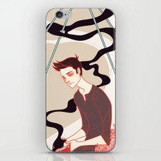 the magician iPhone & iPod Skin