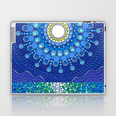 Full Moon Splendour Laptop & iPad Skin