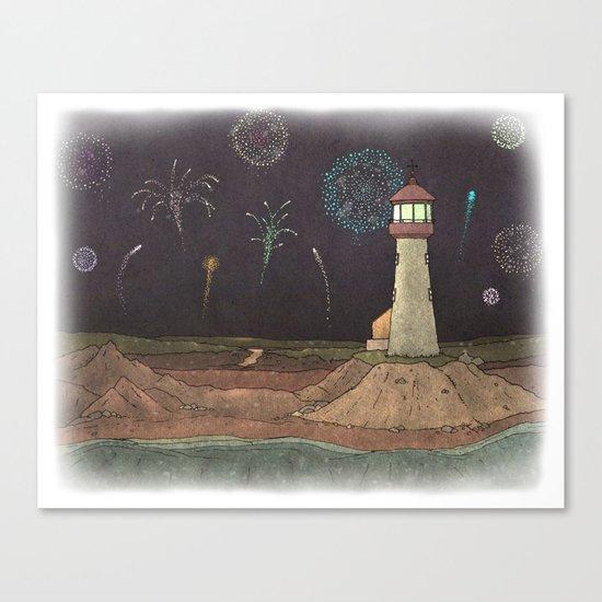 Lighthouse #8 Canvas Print