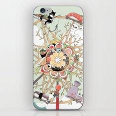 The Sushi Wheel iPhone & iPod Skin
