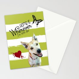 Austin Home Is Stationery Cards