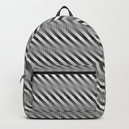 Allusion Pattern Backpack