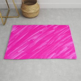 Hot Pink Happiness Rug