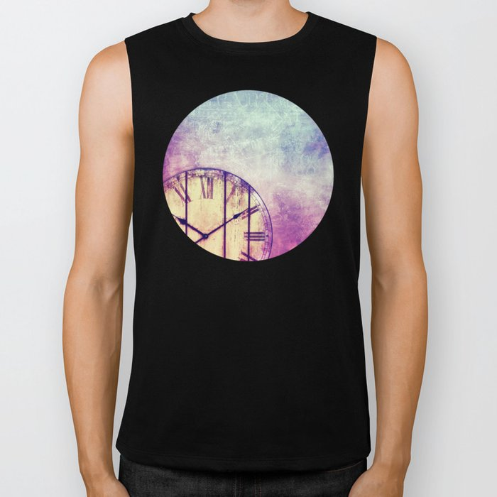 AS TIME GOES BY Biker Tank
