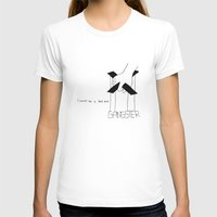 gangster T-shirts featuring Gangster by Larice Barbosa