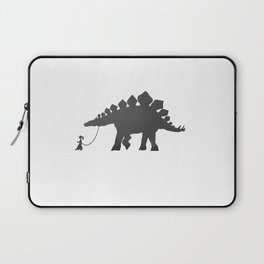 Walking Steggy Laptop Sleeve
