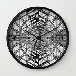 Time Lapse Wall Clock
