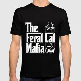 The Feral Cat Mafia T-shirt