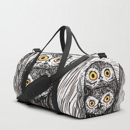 Two cute owls Duffle Bag