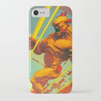 berserk iPhone & iPod Cases featuring Berserk by Pascal Blanché