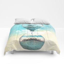 11th Hour Glass Comforters