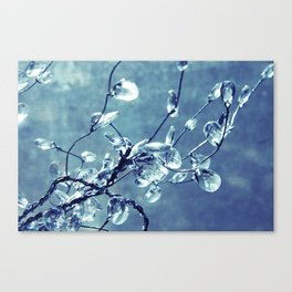 Crystalize Canvas Print