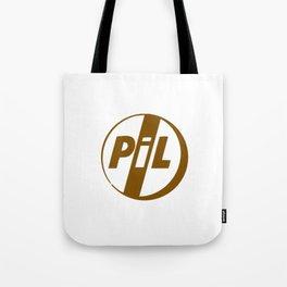 Pil Punk Band Tote Bag