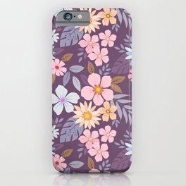 Roses 7780 iPhone Case