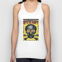 witchcraft Tank Tops featuring WitchCraft by Copyright free comic fans