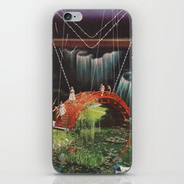 Atmospheric iPhone Skin