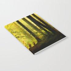 Secret Parade Notebook