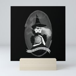 Gemini Witchy Zodiac Mini Art Print
