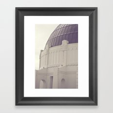 The Observatory Framed Art Print