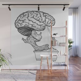 MENTAL GAMES Wall Mural
