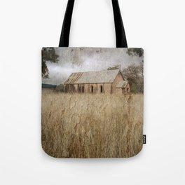 Dripstone Church Tote Bag