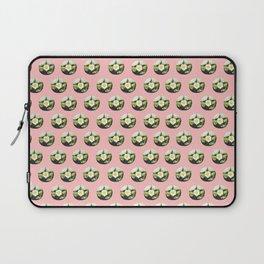 Peyote cactus pattern Laptop Sleeve