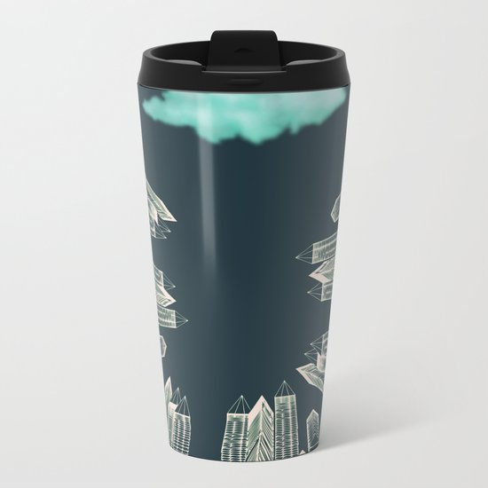 Dark Area / 30-08-16 Metal Travel Mug