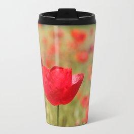 Flower #2 Travel Mug