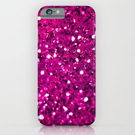 Pink Bling iPhone Case