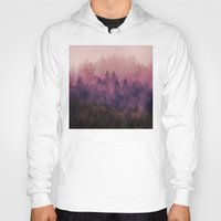 forest Hoodies featuring The Heart Of My Heart by Tordis Kayma