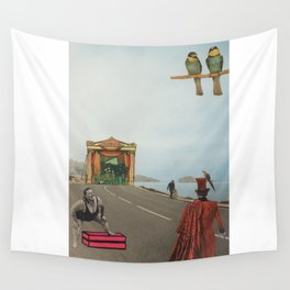 Lost Highway Wall Tapestry