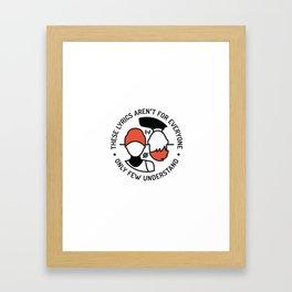 MM Framed Art Print