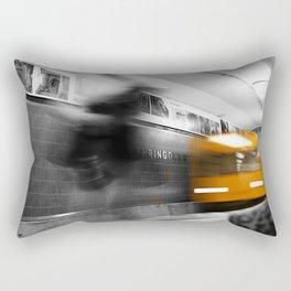 Berlin Mehringdamm Ubahn Rectangular Pillow