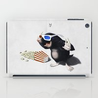 3d iPad Cases featuring 3D by rob art | illustration