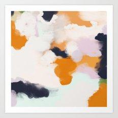 Twenty Four Art Print