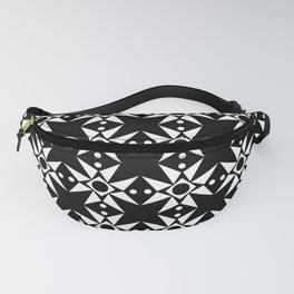optical pattern 58 Fanny Pack