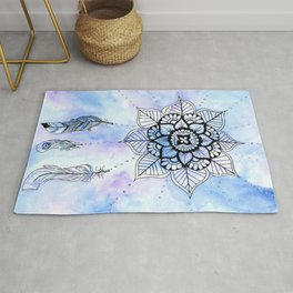 Dream Mandala Rug