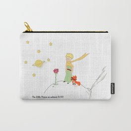 The Little Prince, on asteroid Carry-All Pouch