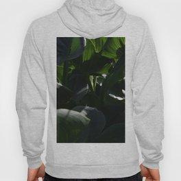 Green leafy love Hoody