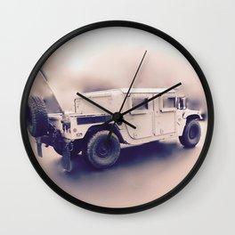 M998 Humvee Wall Clock